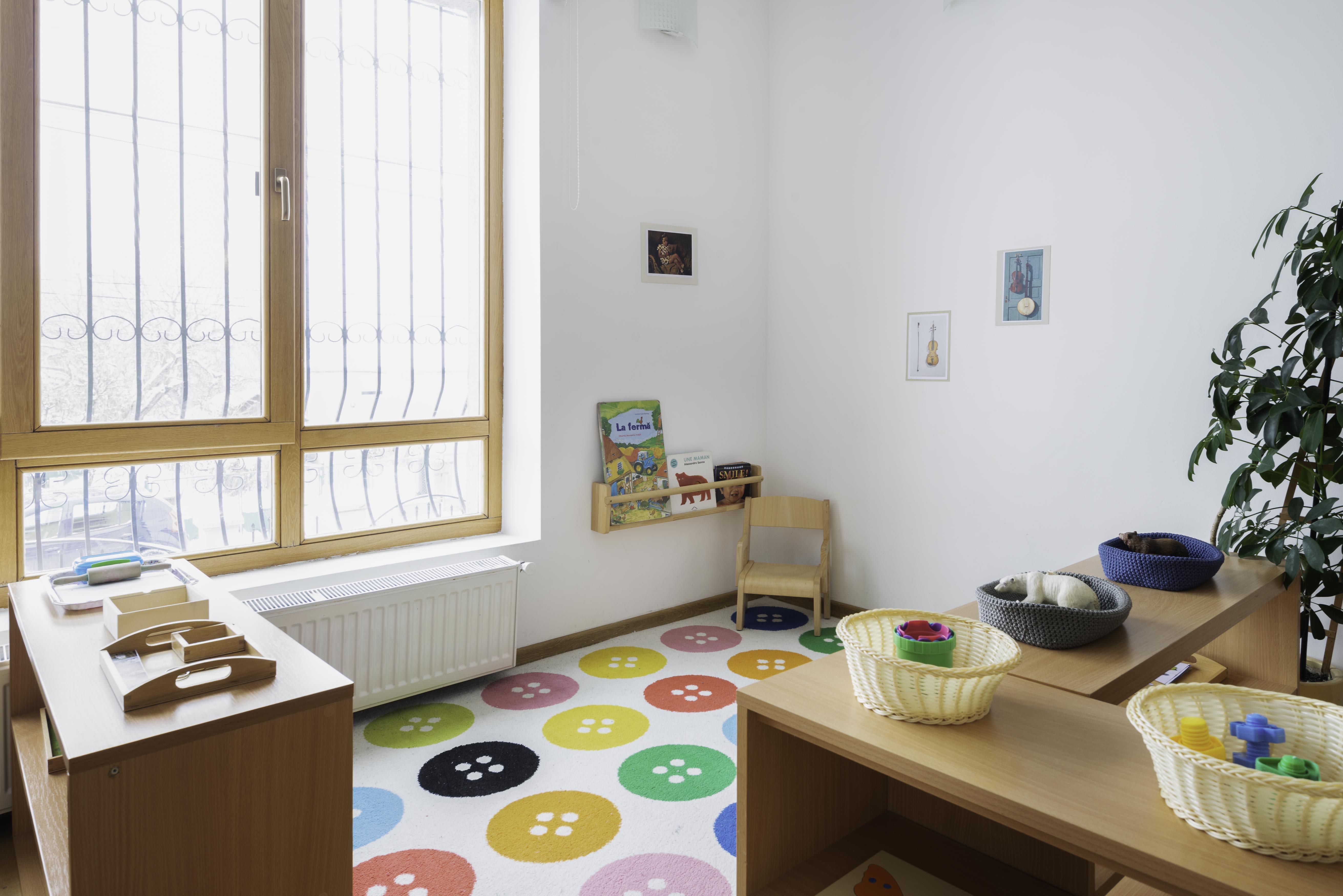 elemente ale educatiei Montessori