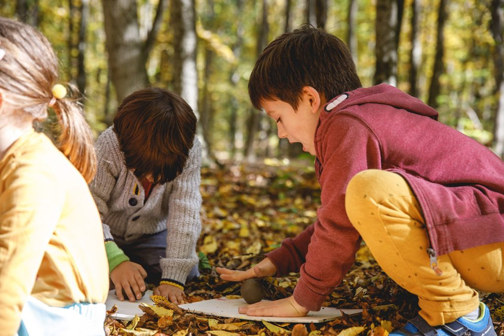 stimularea creativitatii in mediul montessori
